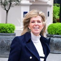 Kate Garraway's mother treated in hospital following fall