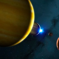 Death of star will start 'game of pinball' for planets in system, say scientists