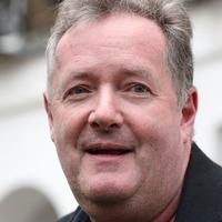 TV rivals Piers Morgan and Dan Walker meet on the golf course