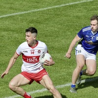 Gallagher delighted with potential in Derry as Oak Leafs seal promotion to Division Two after win over Limerick
