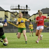 Donegal manager Maxi Curran rues missed opportunity in Division One semi-final defeat to Cork