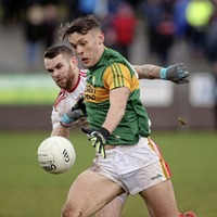 Kerry goalfest a sobering experience for Red Hands in Division One sem-final