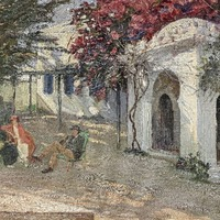 Newly discovered painting by Belfast artist Sir John Lavery to be auctioned for around £150,000