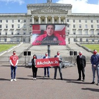 DUP warns British Government not to intervene in devolved issues such as Irish language legislation