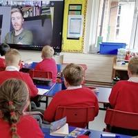 Thousands of schoolchildren encouraged to tell their own stories