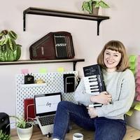 Isobel Anderson brings Girls Twiddling Knobs music podcast to Belfast's Women's Work festival