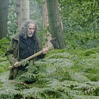 Ben Wheatley's In The Earth effectively combines horror gore and tense thrills with visually arresting moments of psychedelic discombobulation