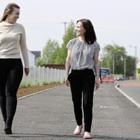 Nichola Mallon announces £20 million funding to help 'in the way we live and travel'