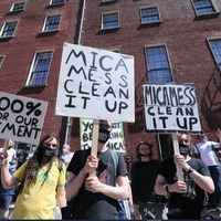 Mica scandal has broadened across many parts of the Republic of Ireland, Tánaiste says
