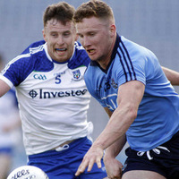 Fintan Kelly: Being told we're done doesn't bother us at Monaghan