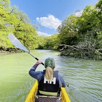 Cornwall: Up a creek with a paddle