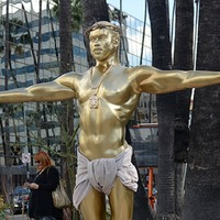 Kanye West life-size crucifixion sculpture going on sale for the first time