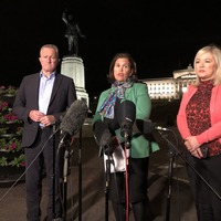 Crisis averted at Stormont after late night deal on Irish language