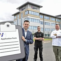 New apprenticeship schemes launched by one of Northern Ireland's biggest employers