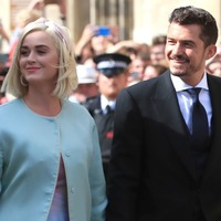 An ageing Katy Perry and Orlando Bloom star together in voting rights advert