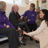 Meghan thanks animal lovers for supporting welfare charity