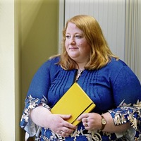 Justice Minister Naomi Long urges British government to stop engaging with LCC