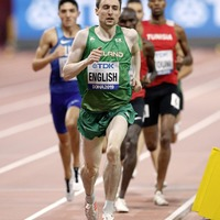 English edges closer to his Olympic qualification with runners-up spot in Madrid