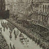 Partition 100 years on: The official opening of the Northern Ireland Parliament by King George V