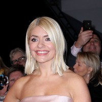 Holly Willoughby among stars celebrating Father's Day