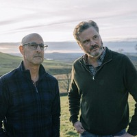 Emotional drama Supernova features stellar performances from Stanley Tucci and Colin Firth