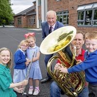 Ulster Orchestra schools project Crescendo builds through Covid