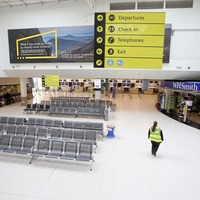 Belfast City Airport reports £16m hit from 2020 Covid catastrophe