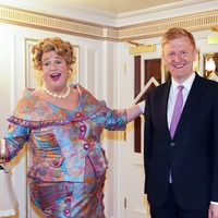 Oliver Dowden hails 'tremendous' Hairspray production after its opening night