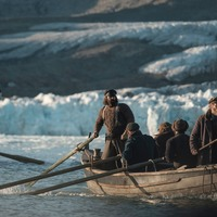 Colin Farrell unrecognisable in new pictures from Arctic drama The North Water
