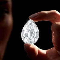 Sotheby's says it will accept cryptocurrency for rare 101-carat diamond