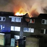 Fire at west Belfast block of flats caused by `deliberate ignition'