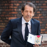 Factory Records co-founder Peter Saville honoured with CBE for decades of design