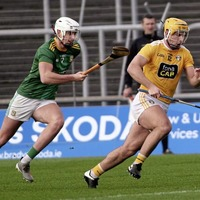 Antrim's Michael Bradley buzzing to get back in Leinster Championship mix