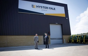 Hyster-Yale to recruit dozens of jobs in Craigavon following factory expansion