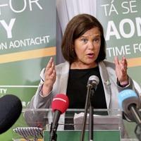 Mary Lou McDonald says Sinn Féin is ready to share power with the DUP on the basis of 'real partnership'