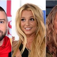 Justin Timberlake leads celebrities rallying around Britney Spears