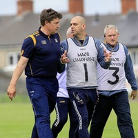 Antrim have a score to settle with themselves in Dubs clash says Saffrons selector Johnny Campbell