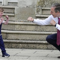 Dáithí's campaigning family hails 'emotional day' over soft opt-out organ donation legislation