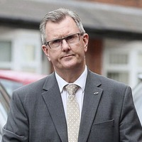 DUP MPs and MLAs meet to endorse Sir Jeffrey Donaldson's leadership