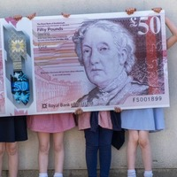Education pioneer becomes first woman to feature on bank's new £50 note