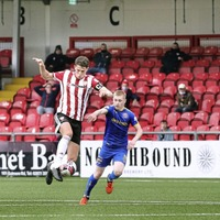 Derry City boss Higgins insists poor first half performance cost them in defeat to Dundalk