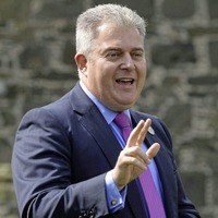 Secretary of State Brandon Lewis says tweet denying existence of Irish Sea border has 'not aged well'