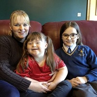 Down's syndrome charity founder Clare Cushenan on how daughter Aoife has made her a better parent and person