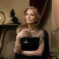 Michelle Pfeiffer in French Exit, 'a bile-slathered tragicomedy of social manners'