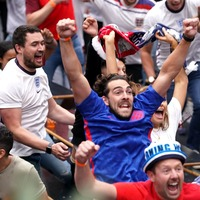 In Pictures: Fans go wild as England beat Germany at Euro 2020