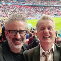 David Baddiel: How England win completed 'huge narrative arc' for Three Lions