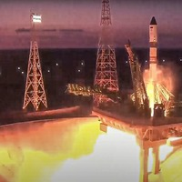 Russian cargo ship lifts off for International Space Station
