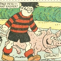 New stamps mark 70 years of Dennis the Menace