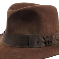Harrison Ford's Indiana Jones fedora whips up £271,000 at auction