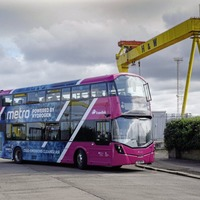 Scottish firm to build £1.6m Belfast hydrogen refuelling station for Translink